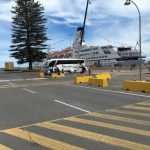 Adelaide cruise port transportation and taxis
