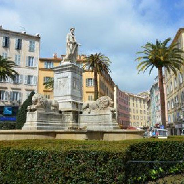 Napoleontic statues