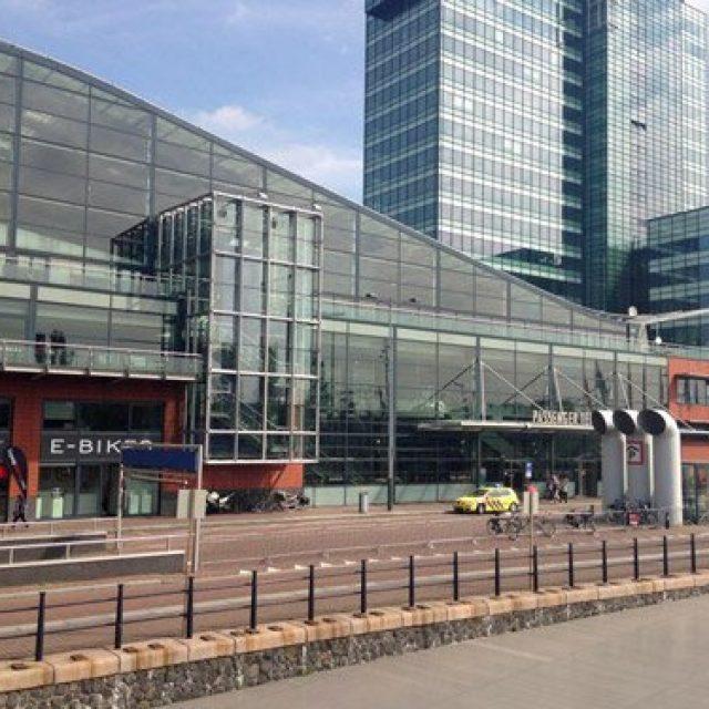 Amsterdam cruise dock
