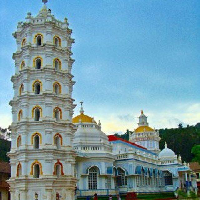 Sri Manguesh Temple