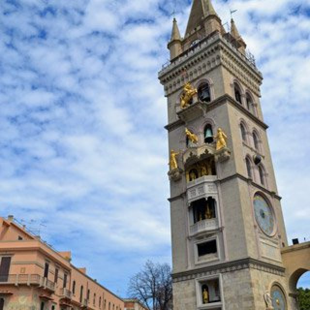Messina's bell tower
