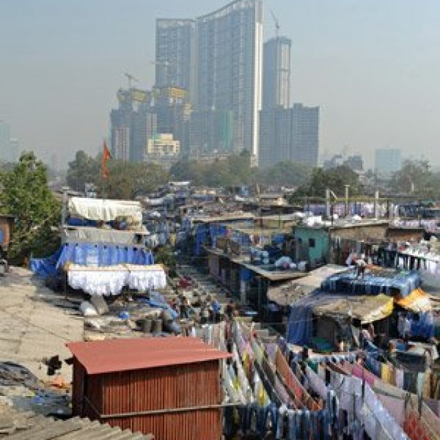 Mumbai's Dhobi Ghat