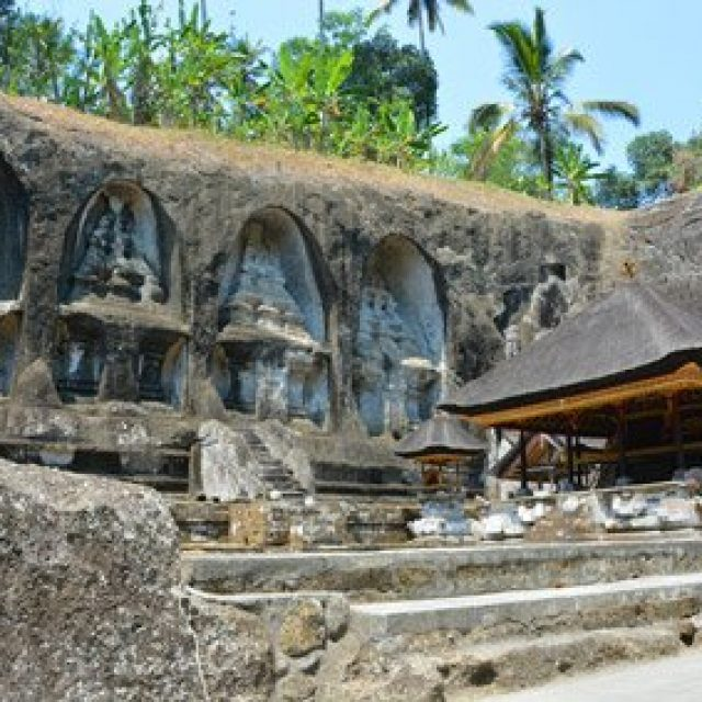 Gunung Kawi Monument