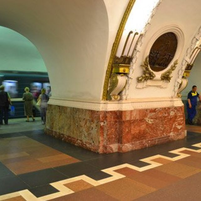 Saint Petersburg's Metro