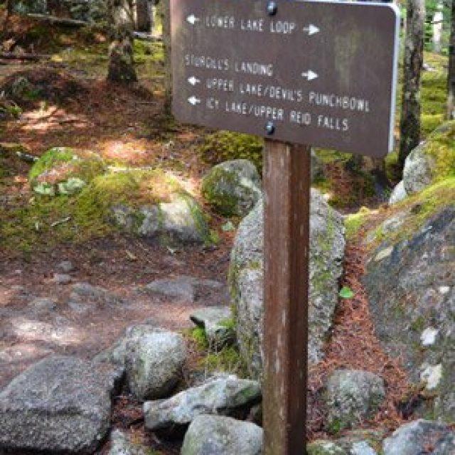 Dewey Lake Trail System
