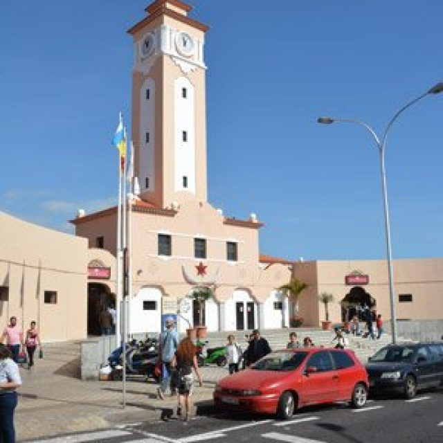 Central Market of Santa Cruz