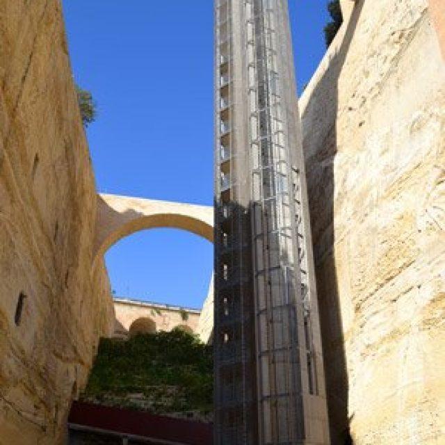 Barrakka lift
