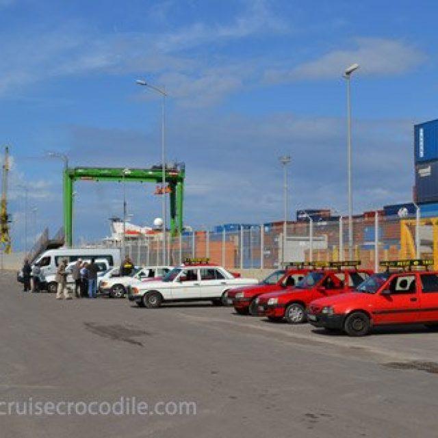 Casablanca cruise dock
