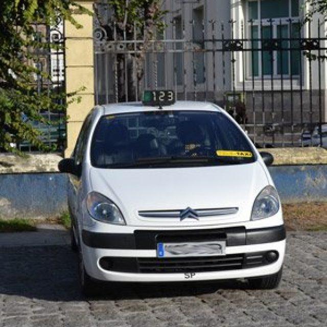 Taxi A Coruna