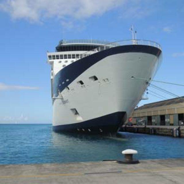 Barbados cruise dock