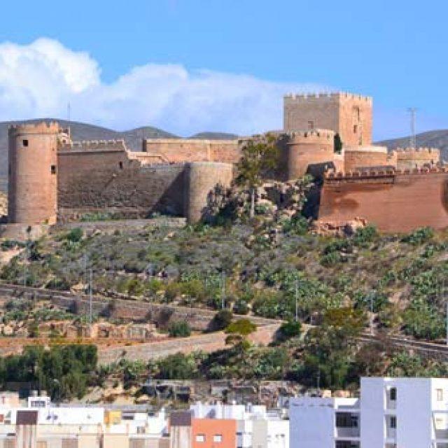 Alcazaba Palace