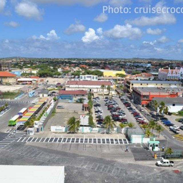 Aruba cruise dock