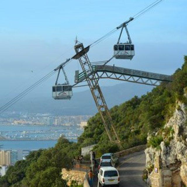 Cable Car Gibraltar
