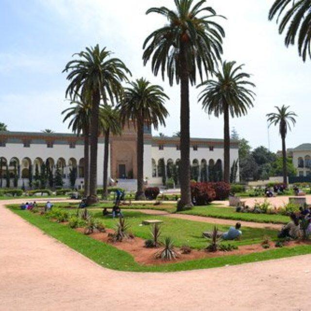 Mohammed V place