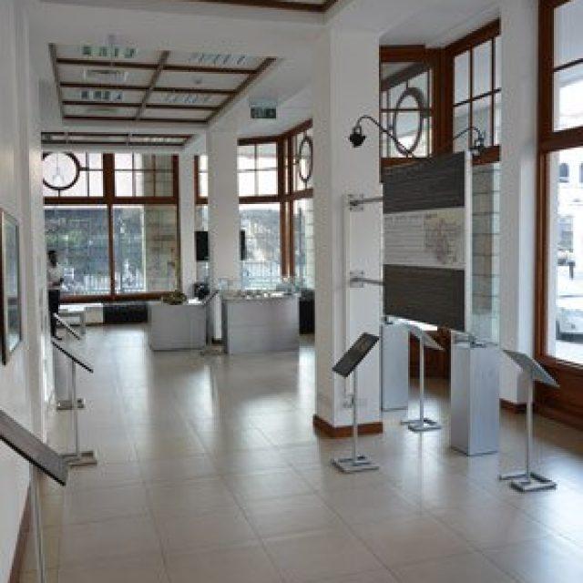 Economy history museum