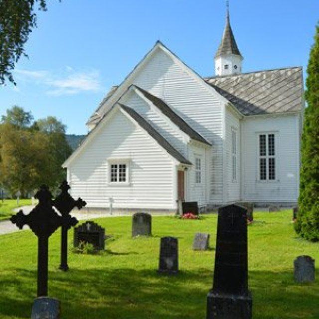 Ulvik church