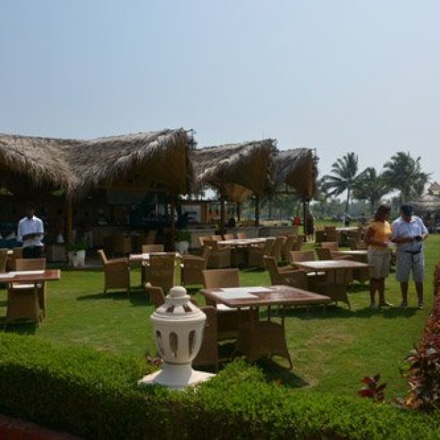 Taj Exotica at Benaulim beach