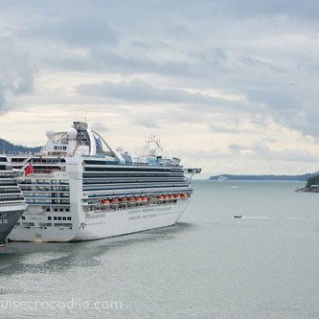 Ketchikan cruise dock