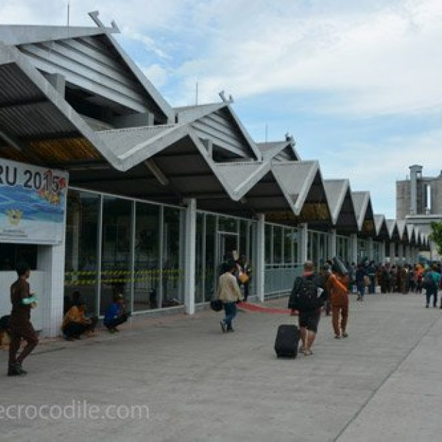 Makassar cruise dock