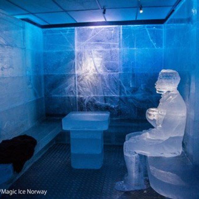 Ice bar: Magic Ice