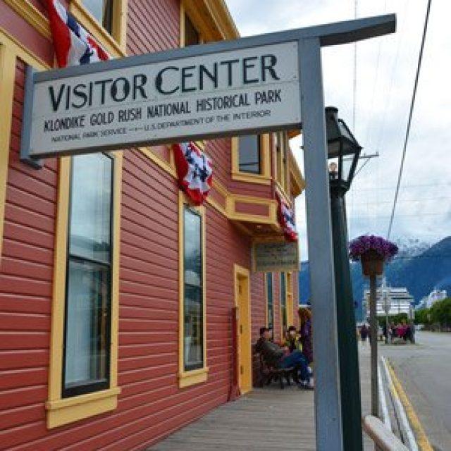 Klondike Gold Rush National Historic Park Visitors Centre
