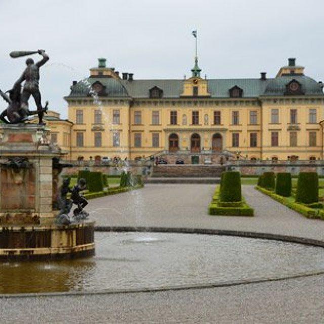 Drottingholm palace