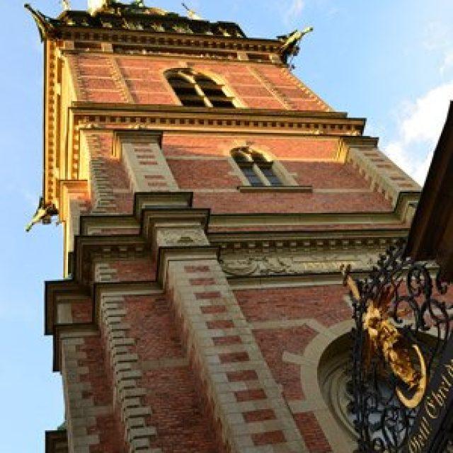 Tyska Kyrkan: German church