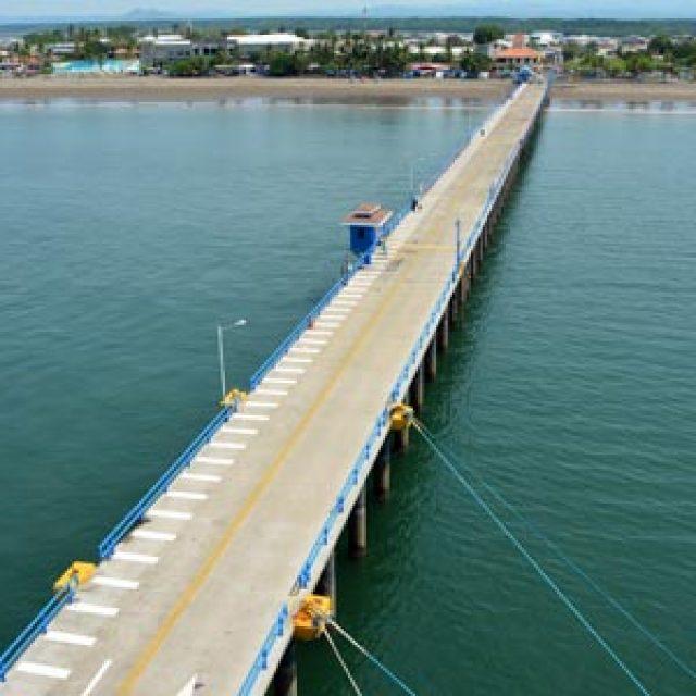 Puntarenas cruise dock