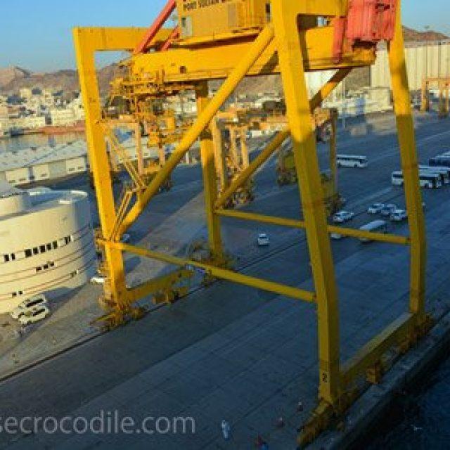 Muscat cruise dock
