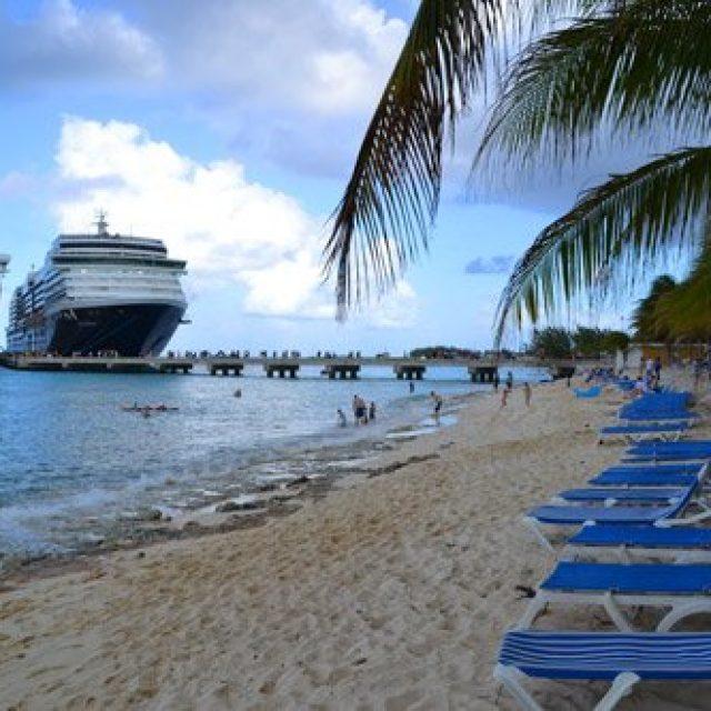 Grand Turk cruise dock