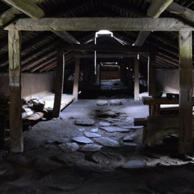 the Iron age farm