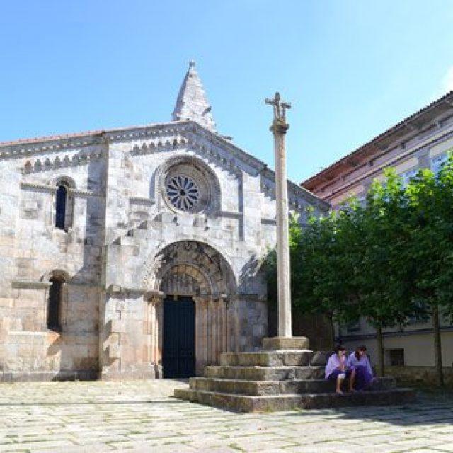 A Coruna old town