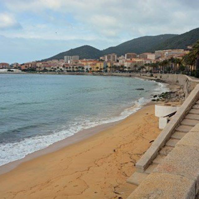 Ajaccio beaches