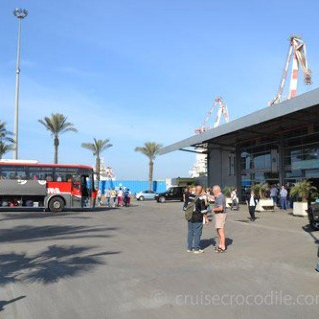Ashdod cruise dock