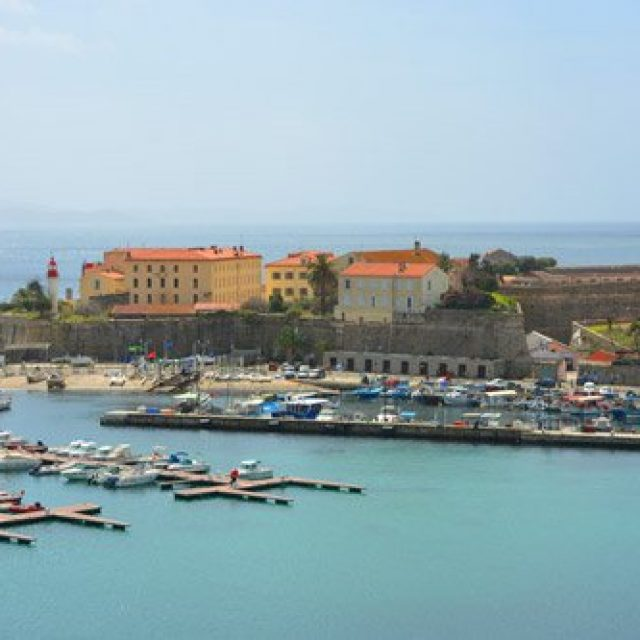 Ajaccio citadel