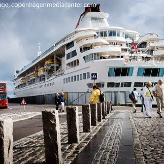 Copenhagen cruise dock