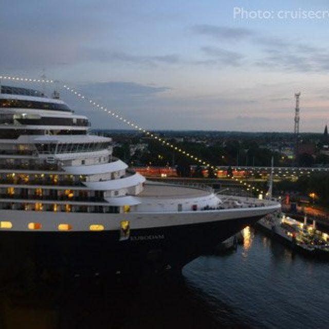 Warnemunde cruise dock