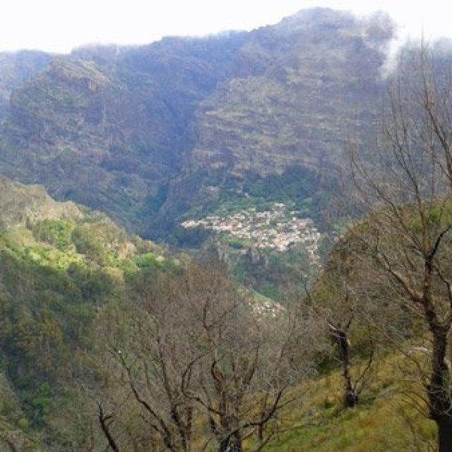 Curral da Freiras – Nun's Valley