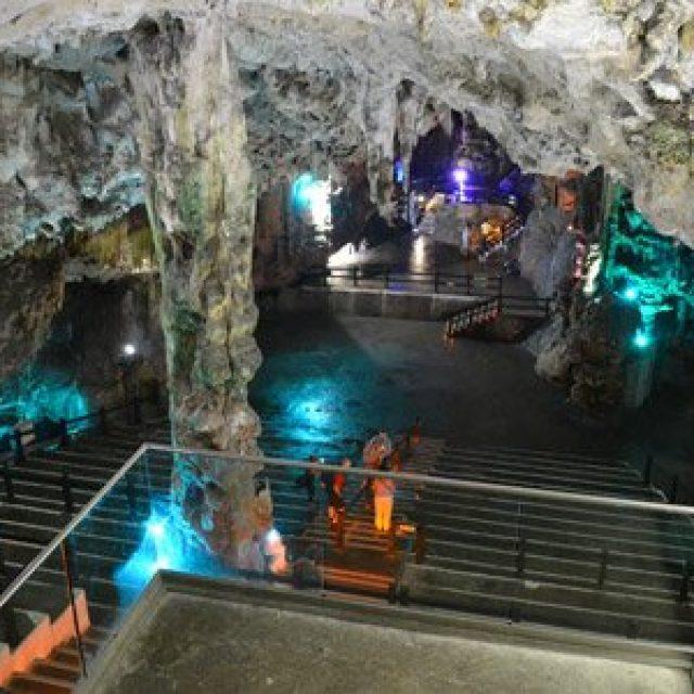 St. Michael's cave