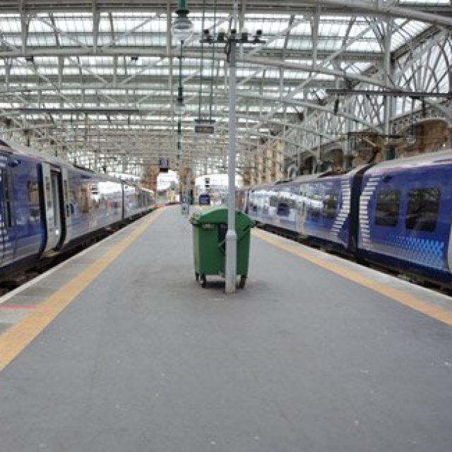 Scottish train system