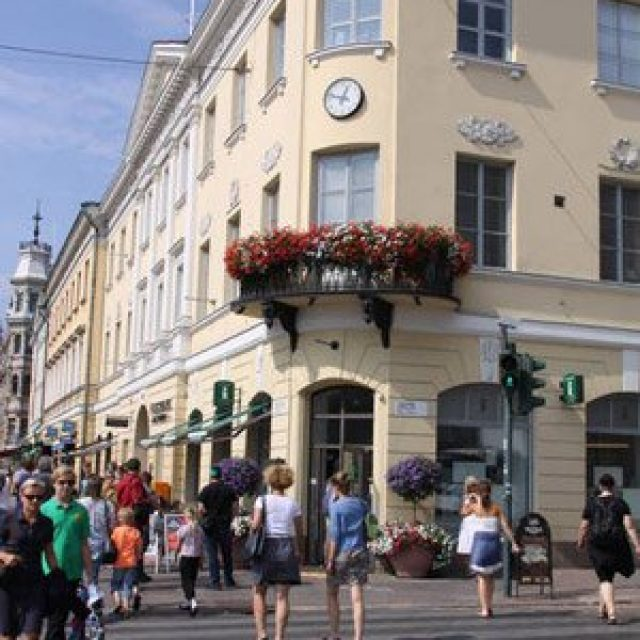 Tourist information Helsinki