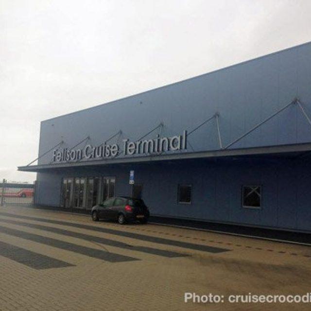 IJmuiden cruise dock
