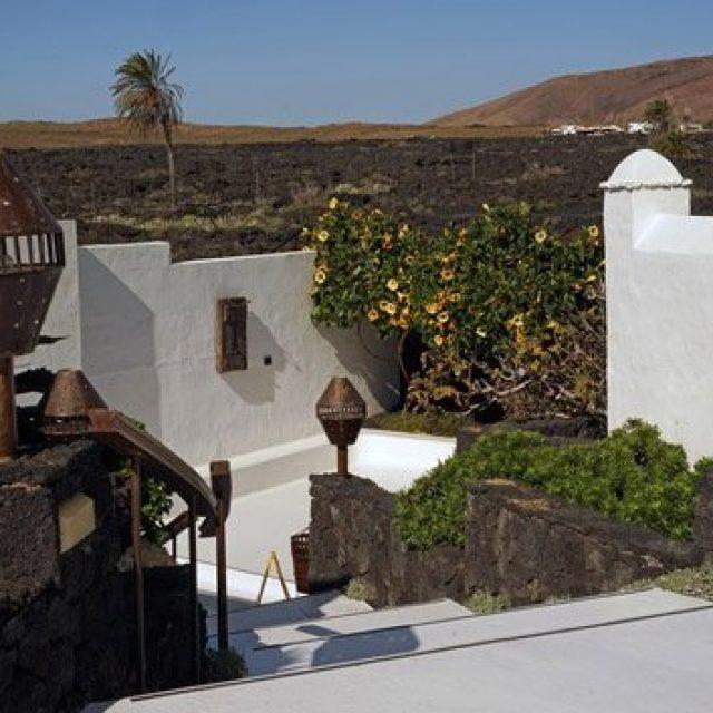 Cesar Manrique's residence