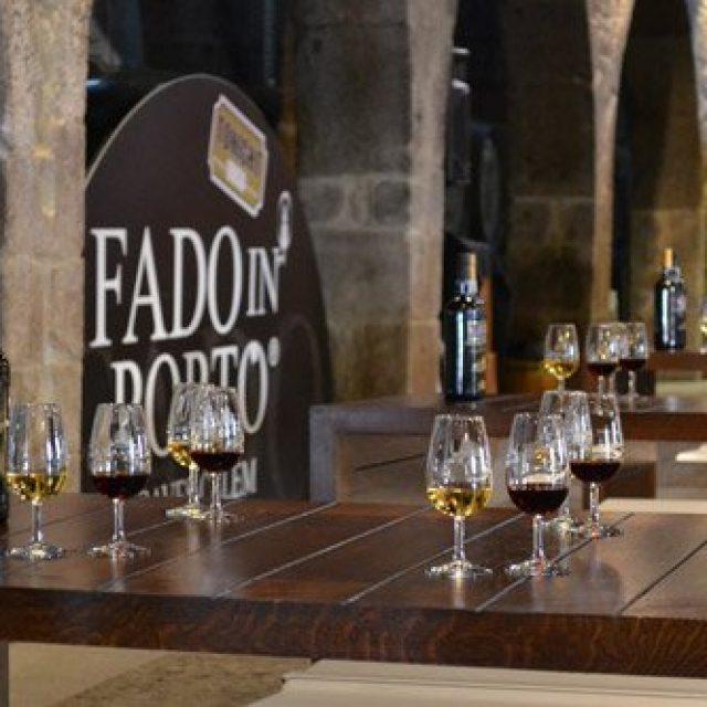 Porto wine tasting