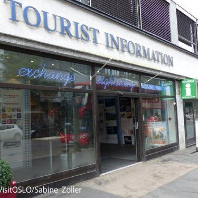 Tourist information Oslo