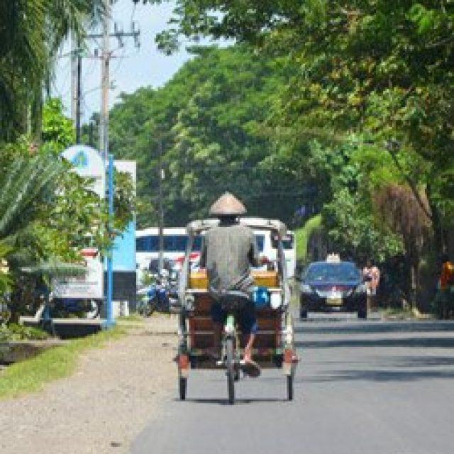 Makassar Trishaws