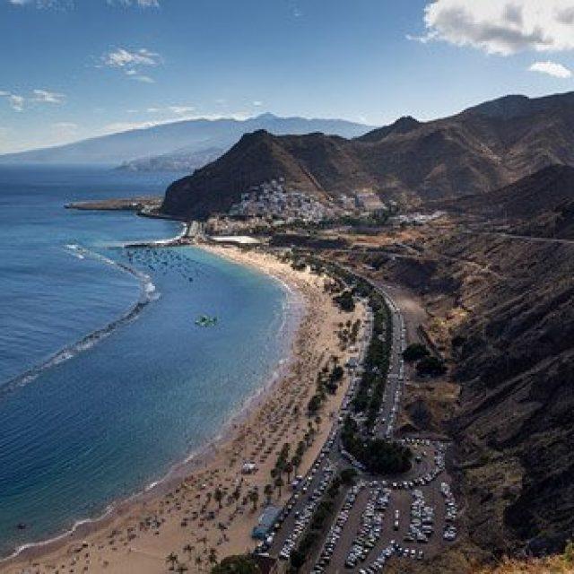 Teresita beach