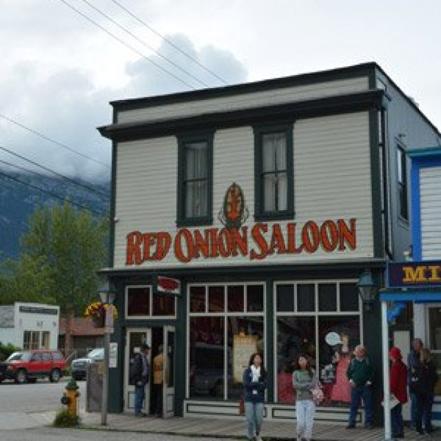 Red Union Saloon and Brothel Museum
