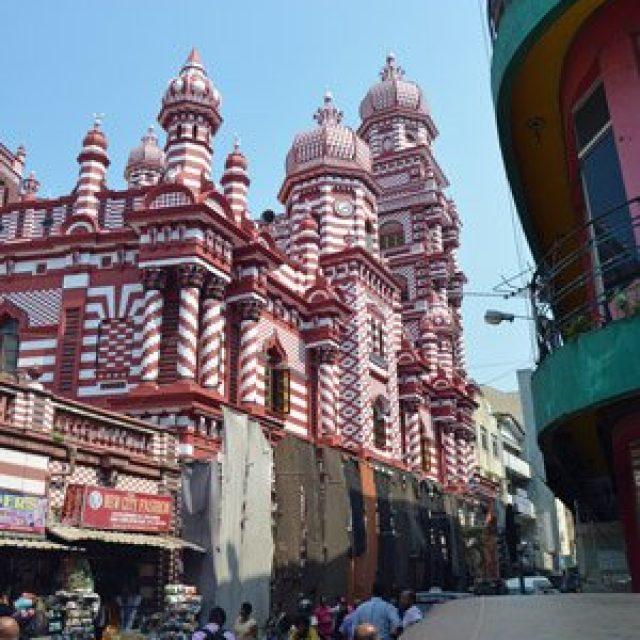 Jami-ul-Alfar or Red mosque