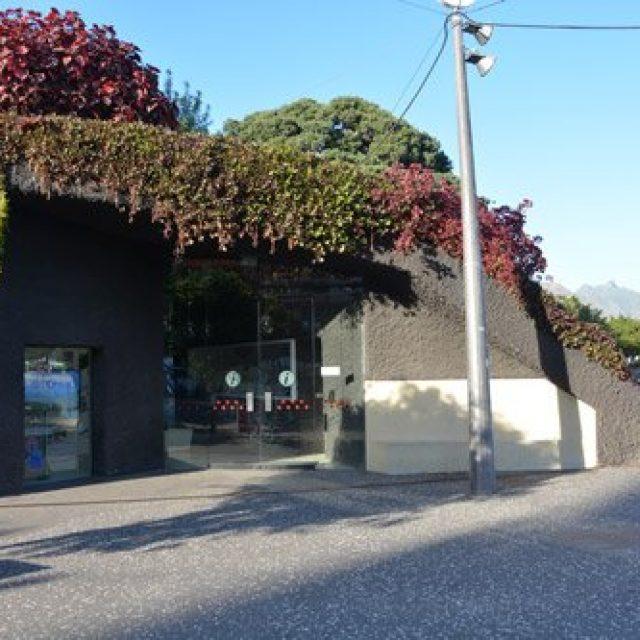 Tourist information Santa Cruz